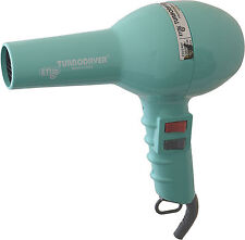 ETI Turbo 2000 Hair Dryer - Aqua