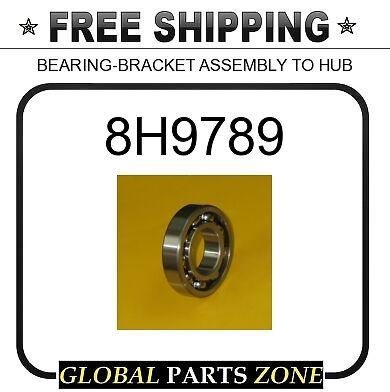8H9789 BEARING-BRACKET ASSEMBLY TO HUB 7X5480 9L5226 1284318 1999929 1B4109 37