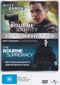 The-Bourne-Identity-The-Bourne-Supremacy-NEW-DVD