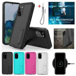 Armor Heavy Duty IP68 Waterproof Case Cover For Samsung Galaxy S20 + Plus Ultra