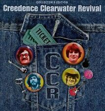 Creedence Clearwater Revival Collector's Edition Tin in Shrink Wrap