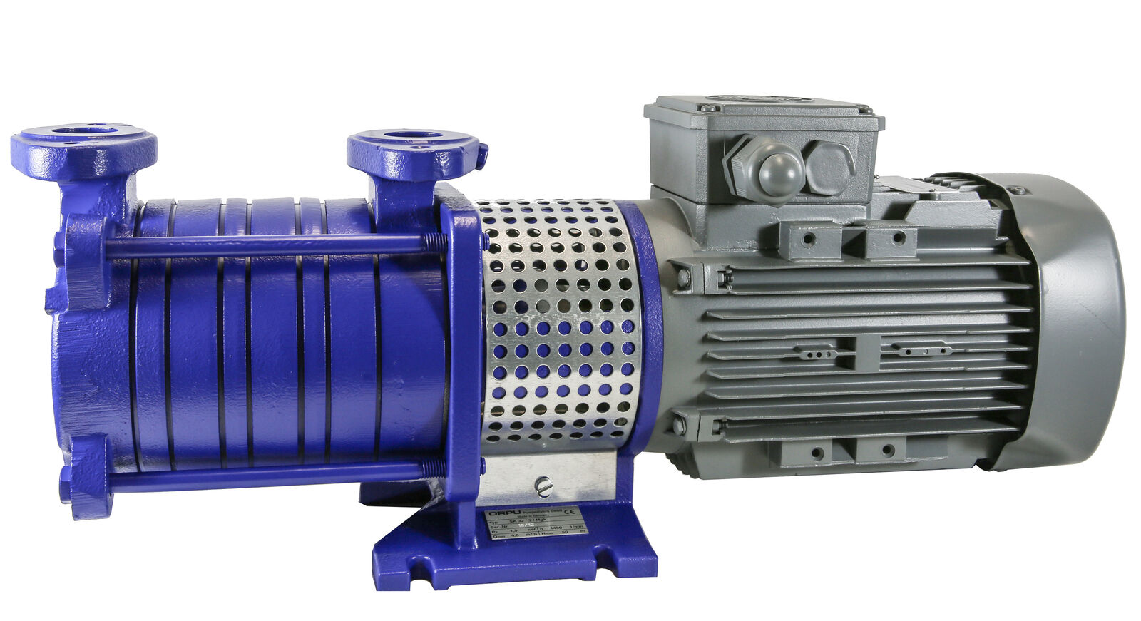 Pumpe Orpu SK32 3 mit Motor 3x400V