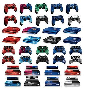 Official Football Club Ps4 Amp Xbox One Skins Controller