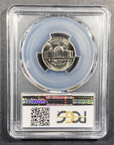 Get $5 Off!! Buy 3 Items 1966 SMS Jefferson Nickel PCGS SP-66