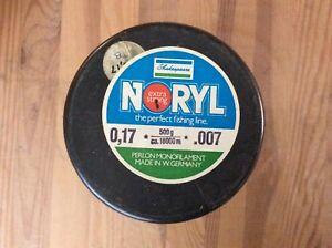 0,17 Mm 18.000 M Gut Angelschnur Vorfachschnur Shakespeare Noryl Ca