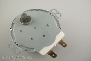 Sharp-Microwave-Turntable-Motor-Part-Number-RMOTDA255WRZZ
