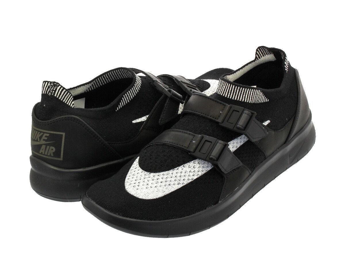 Nike Nikelab Air Sockracer Flyknit Neu Gr.40 Schwarz free presto Gr.40 Neu US:7 Sneaker c56b44