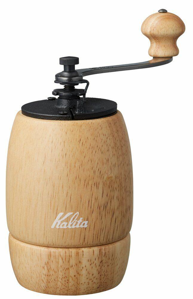 Kalita Japon Moulin à café Main Meuleuse KH-9N H175mm Naturel Japon Import