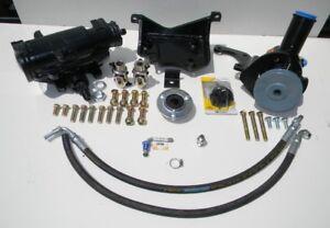 Dodge-M37-W37-W43-Truck-Power-Steering-Conversion