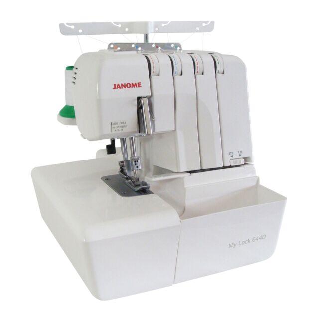 Janome Overlocker MyLock 644D Serger Machine Overlock Sewing Machines ML644D