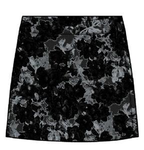 Puma Femme Floral Knit Short Choisir Taille Xs, Xxs Pdsf $65 573302 02-afficher Le Titre D'origine