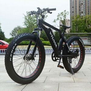 VTUVIA-NEW-SN100-Fat-Tire-Electric-Bike-All-Road-Ebike-Bicycle-35km-45km-h