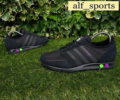 LA Trainer OG Trainers in Black UK Size