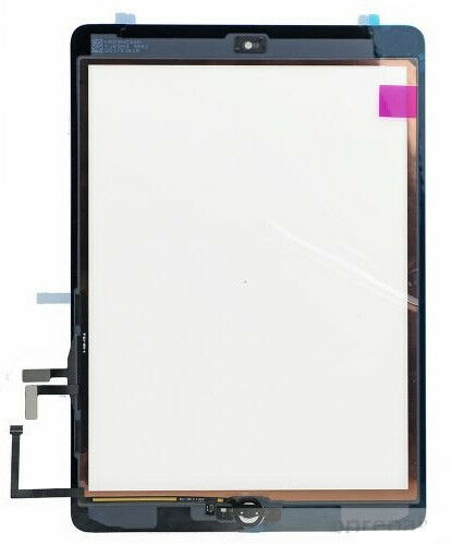 Touch Screen Digitizer Glass Home Button for iPad 2017 5th Gen A1822 A1823