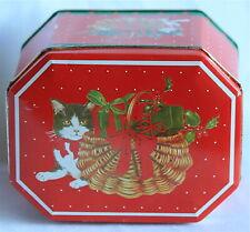 """Ocelot/"""" Tin Vintage Carol Bryan/'s Fraser Collection /""""Nature/'s Endangered"""