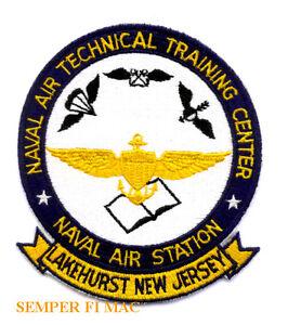 NAVAL-AIR-TECHNICAL-TRAINING-CENTER-LAKEHURST-NEW-JERSEY-PATCH-US-NAVY-USS-WOW