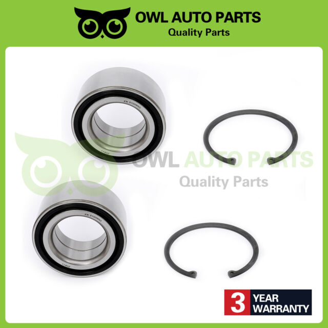 For 2009-2014 Acura TSX Wheel Bearing Circlip Front