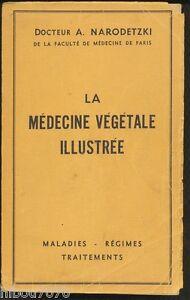 LA-MEDECINE-VEGETALE-ILLUSTREE-MALADIE-REGIMES-TRAITEMENT-A-Narodetzki-1924