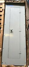 Cutler Hammer Prl3a 400 Amp 3p 208120v Mlo Panel 24 Cir Bab Nema 3r New