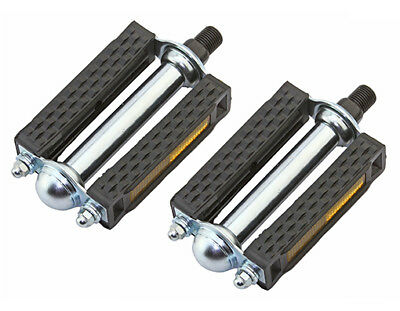 """CLASSIC VINTAGE OLD SCHOOL RETRO 1//2/"""" BIKE BICYCLE PEDALS"""