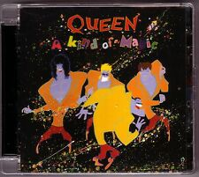 CD (NEU!) QUEEN - A kind of Magic (dig.rem. One Vision Who wants to live mkmbh