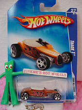 2008/2009 Hot Wheels All Stars TRACK T #67 variant copper