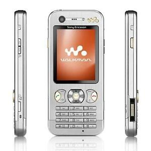 Sony-Ericsson-W890i-W890-i-Walkman-MP3-Handy-Garantie-in-silber