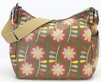 Oioi Diaper Bags Retro Flower Hobo Diaper Bag