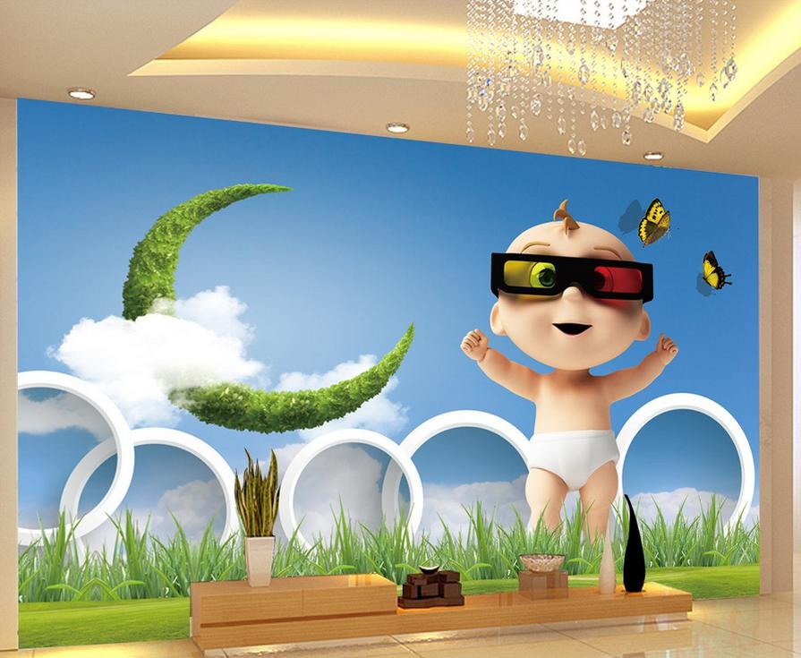 3D Süßes Baby 86 Tapete Wandgemälde Tapete Tapeten Bild Familie DE Summer | Authentisch  | Haltbarer Service  | Verkaufspreis