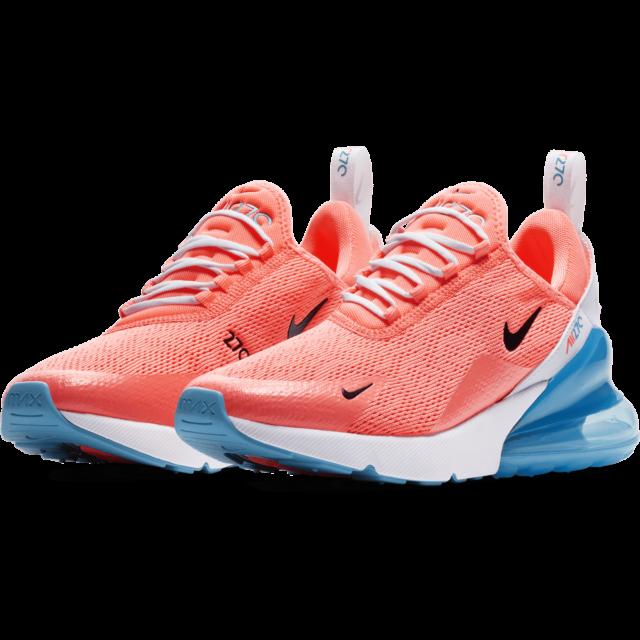 | Nike Women's Air Max 270 Running Shoe (6.5