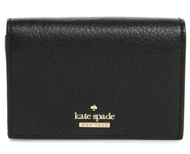 kate spade card case  Kate Spade Cameron Street Pineapples Mikey Card Case Coin Purse Wallet
