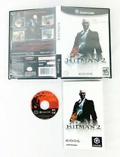 Nintendo Gamecube Game Hitman 2 Silent Assassin English Boxed For