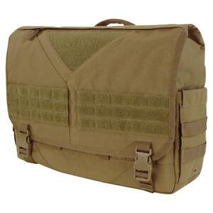 Umhängetasche Condor Messenger Laptop Scythe Armee Reisen Gepäck Ta Carry qrYSRq