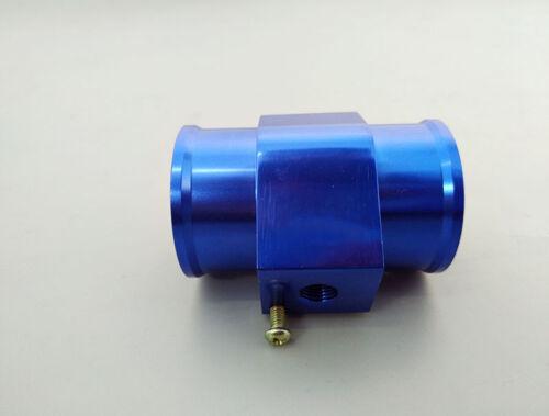 """36mm 1.4/"""" Water Temp Temperature Joint Pipe Sensor Gauge Radiator Hose Adapter"""