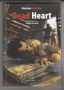 Dead Heart Hardcover Comic von Christian De Metter in Topzustand