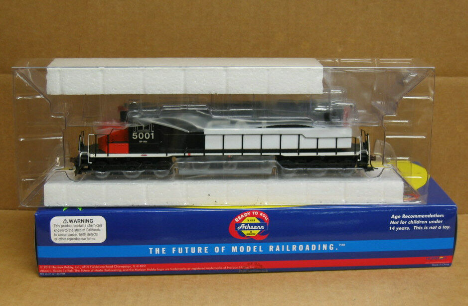 Athearn 98859 HO Canadian National SD40  5013