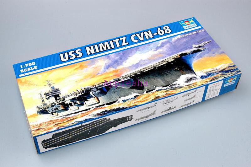 Trumpeter 05714 1 700 USS Nimitz CVN-68