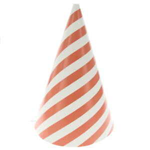 Image Is Loading American Crafts Rainbow Party Hats Birthday Or Get