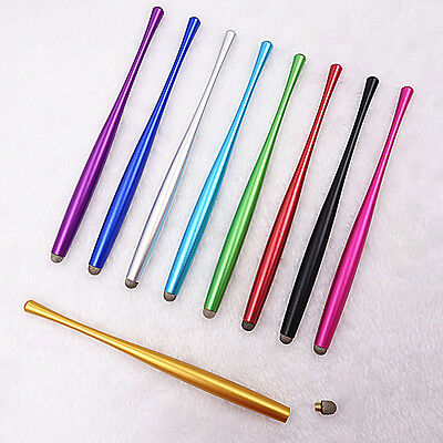 Universal Stylus Touch Screen Pen For Tablets Phone Soft Fabric Point Thin Waist