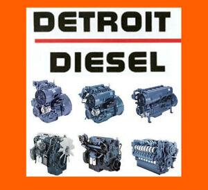 detroit diesel engines v 71 series shop service repair manuals rh ebay ie detroit diesel v71 series manual detroit diesel 71 series parts manual pdf