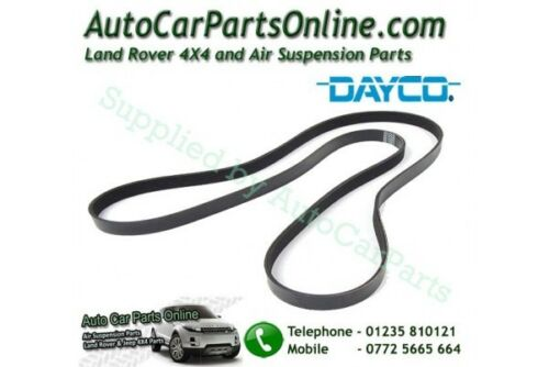 Dayco Range Rover P38 MKII Gems Engine Serpentine  Drive Belt with Air Condition