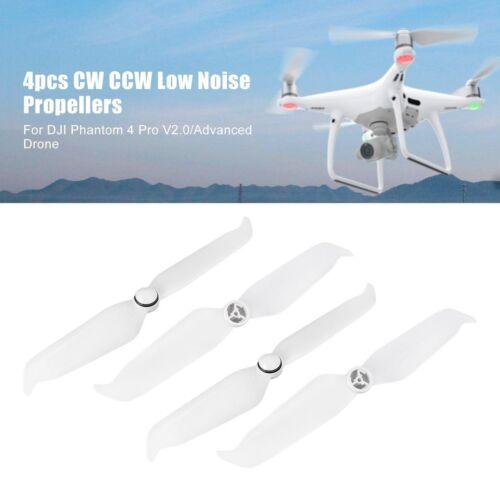 Für DJI Phantom 4 Pro Drone 9455S geräuscharm Propeller Schnellspanner BladesTh
