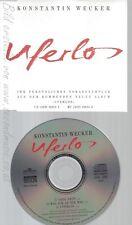 CD--KONSTANTIN WECKER--UFERLOS--