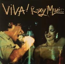 ROXY MUSIC - Viva! Roxy Music: The Live Roxy Music Album (LP) (VG/VG)