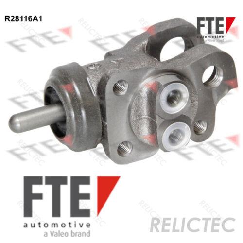 Front Right Wheel Brake Cylinder MB:W111 W112,W121,HECKFLOSSE,PONTON 0014203418