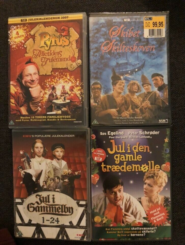 Diverse, DVD, andet