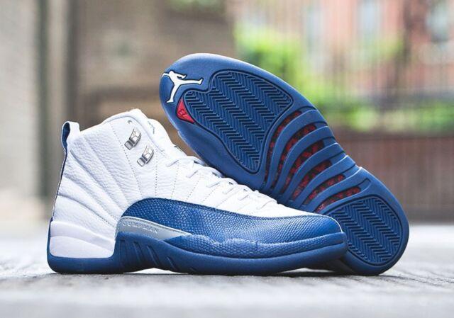 Size 7.5 - Jordan 12 Retro French Blue 2016
