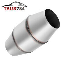 4 Inch Universal Catalytic Converter Stainless Steel 60011 Epa Obdii Approved