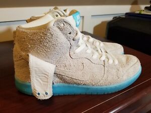 new concept a9a76 8dd19 Image is loading Nike-Dunk-SB-High-Baohaus-034-Chairman-Bao-