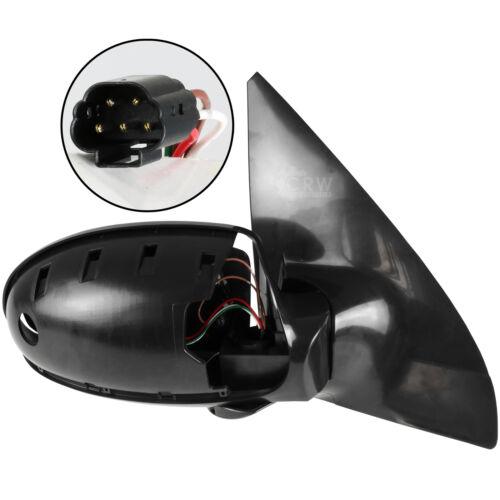 Derecha exterior Ford Focus 11.98-12.04 eléctricamente Indutherm convexo